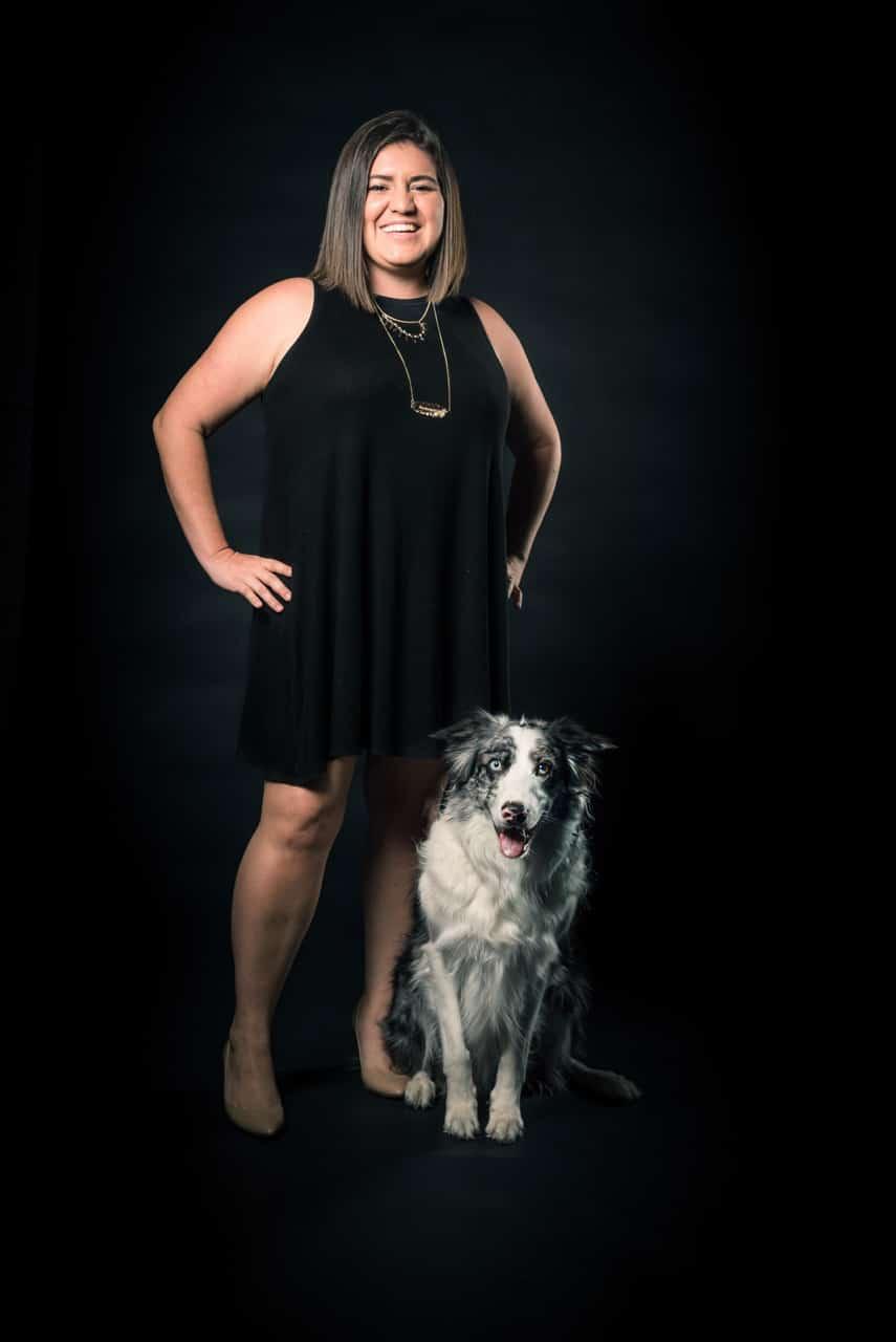 Dee Hoult, aka The Doggie Deeva